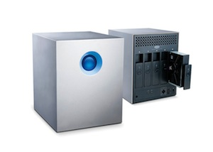 LaCie 5big Thunderbolt (5-Bay RAID) 10TB