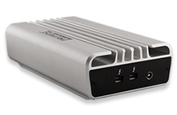 Promise SANLink 4Gb Fibre Channel to Thunderbolt Adapter